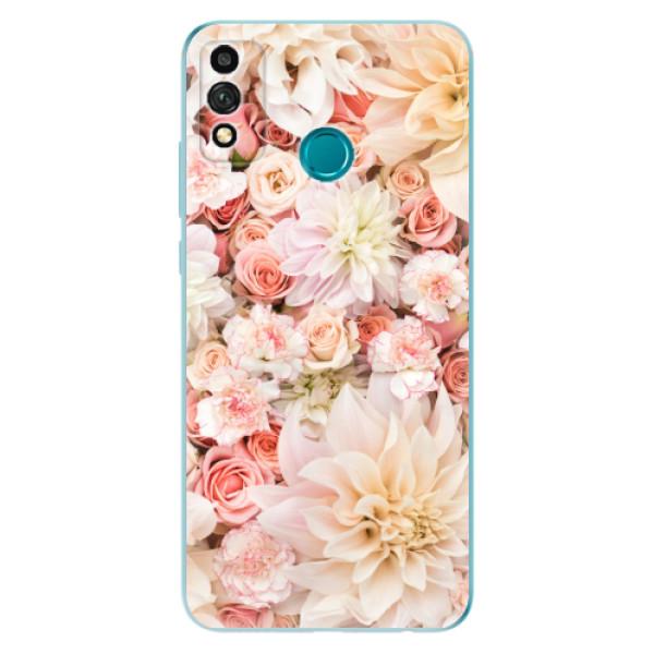 Odolné silikonové pouzdro iSaprio - Flower Pattern 06 - Honor 9X Lite