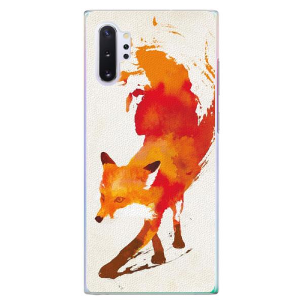 Plastové pouzdro iSaprio - Fast Fox - Samsung Galaxy Note 10+