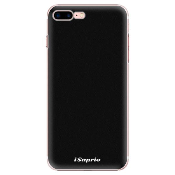 Plastové pouzdro iSaprio - 4Pure - černý - iPhone 7 Plus