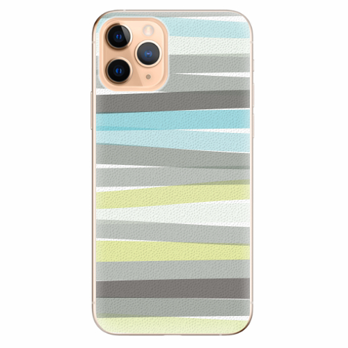 Silikonové pouzdro iSaprio - Stripes - iPhone 11 Pro