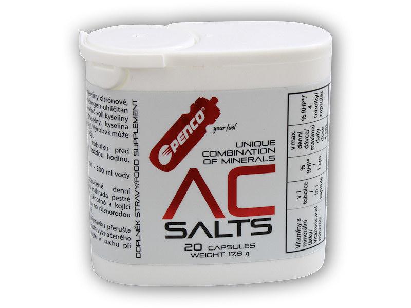AC Salts blistr 20 kapslí