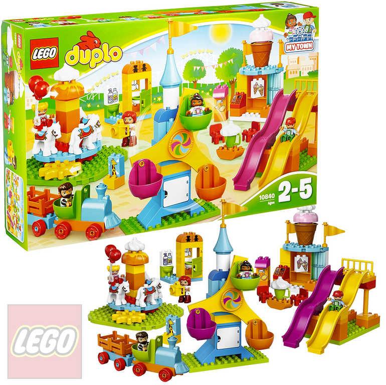 LEGO DUPLO Velká pouť 10840 STAVEBNICE