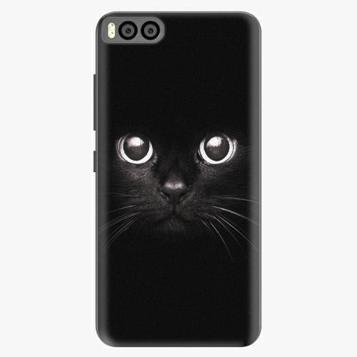 Plastový kryt iSaprio - Black Cat - Xiaomi Mi6