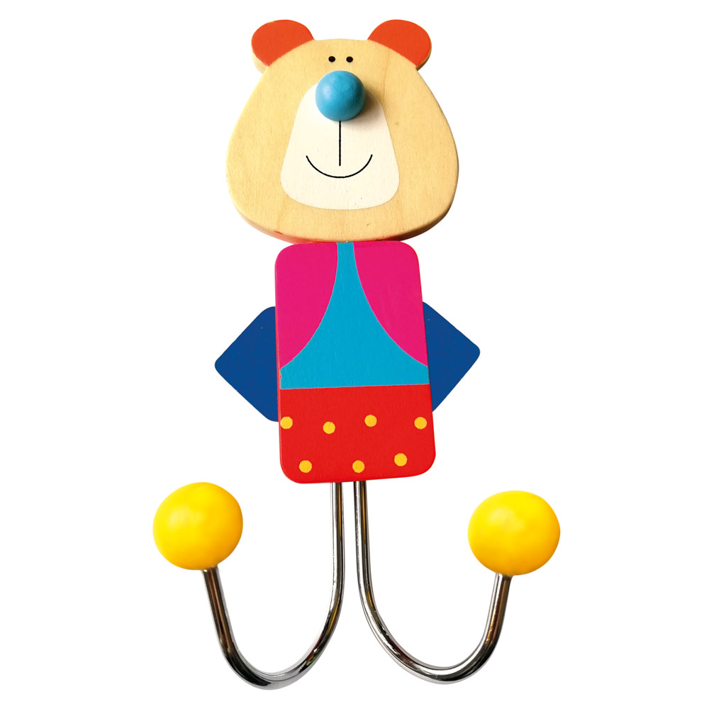 Věšák zvířátka - Medvěd