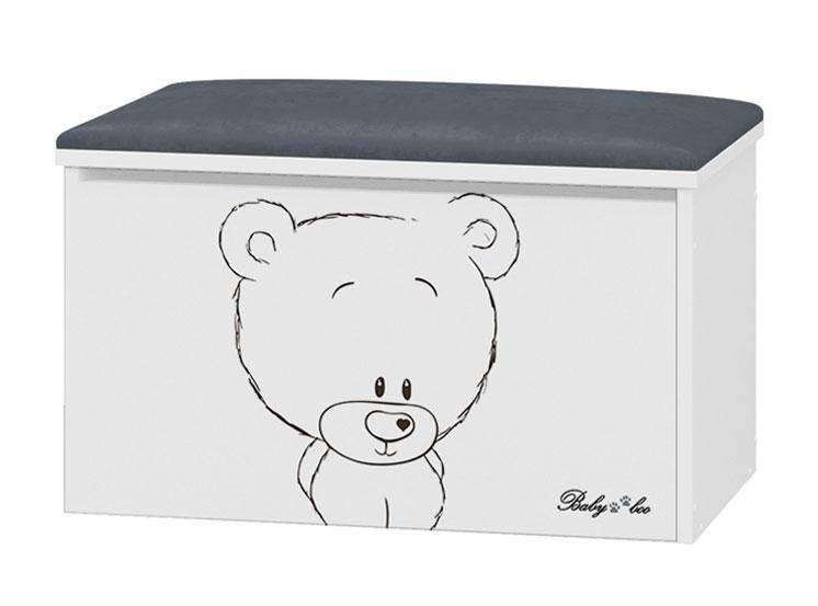 BabyBoo Box na hračky s motivem