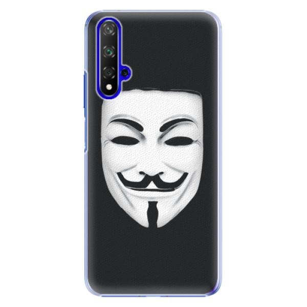 Plastové pouzdro iSaprio - Vendeta - Huawei Honor 20
