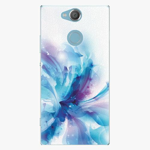 Plastový kryt iSaprio - Abstract Flower - Sony Xperia XA2