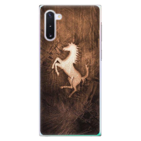 Plastové pouzdro iSaprio - Vintage Horse - Samsung Galaxy Note 10