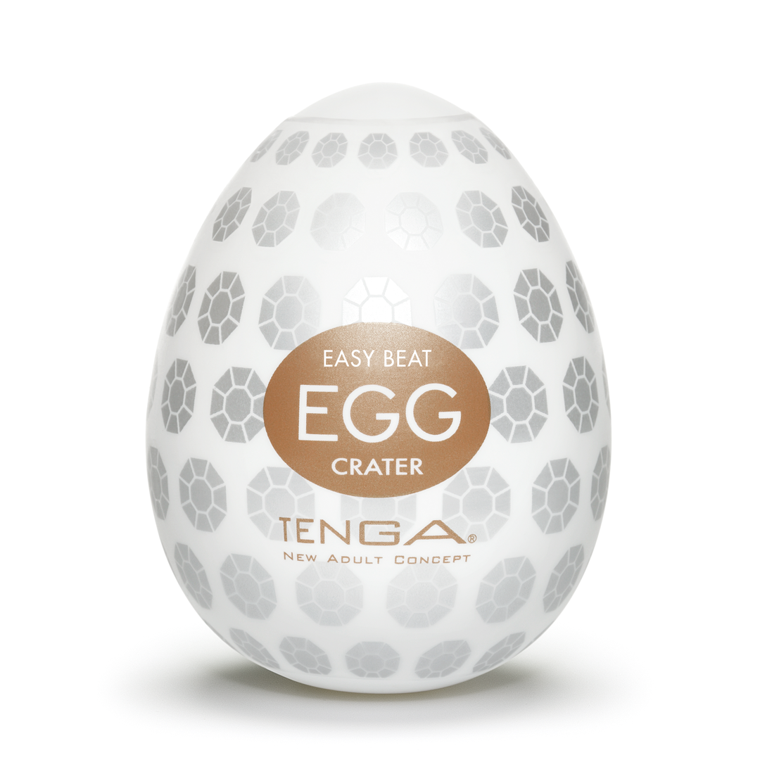 Masturbační vajíčko Tenga Egg Crater