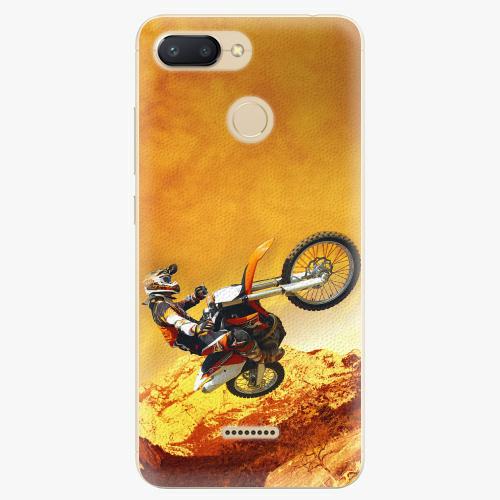 Plastový kryt iSaprio - Motocross - Xiaomi Redmi 6