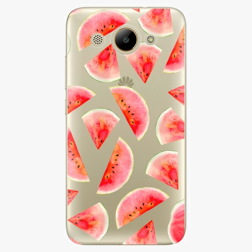 Plastový kryt iSaprio - Melon Pattern 02 - Huawei Y3 2017