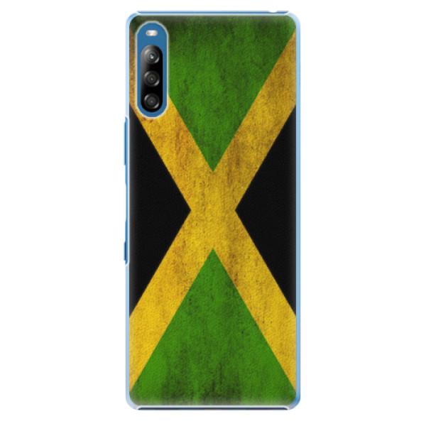 Plastové pouzdro iSaprio - Flag of Jamaica - Sony Xperia L4