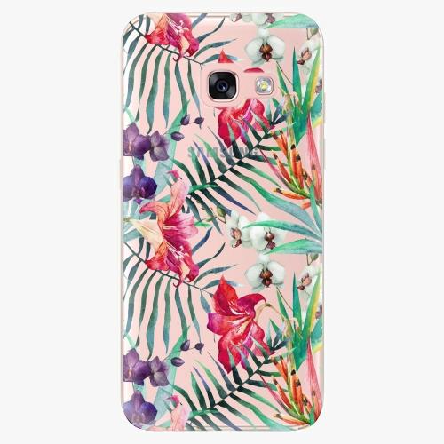 Plastový kryt iSaprio - Flower Pattern 03 - Samsung Galaxy A3 2017