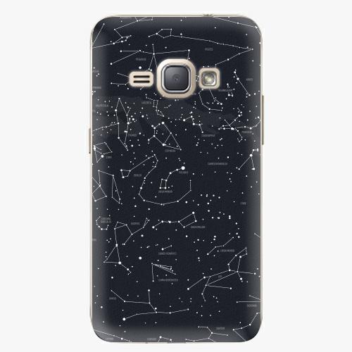 Plastový kryt iSaprio - Night Sky 01 - Samsung Galaxy J1 2016