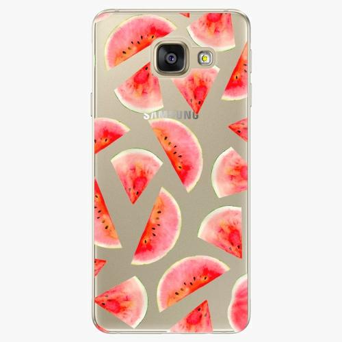 Plastový kryt iSaprio - Melon Pattern 02 - Samsung Galaxy A5 2016