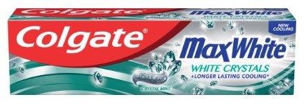 Colgate Max White, zubní pasta, 75 ml
