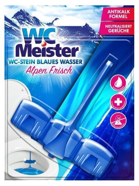 WC Meister Alpen Frish barvící závěs do WC, 45 g