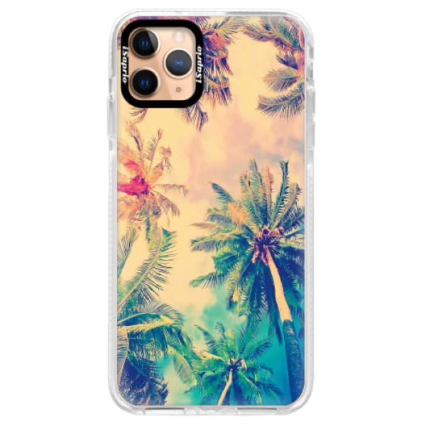 Silikonové pouzdro Bumper iSaprio - Palm Beach - iPhone 11 Pro Max