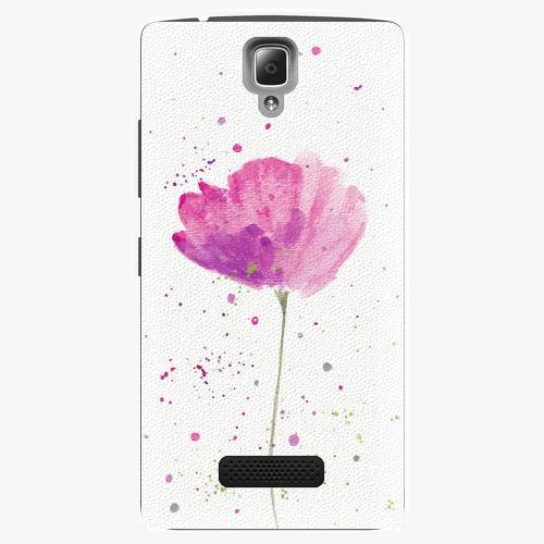 Plastový kryt iSaprio - Poppies - Lenovo A2010