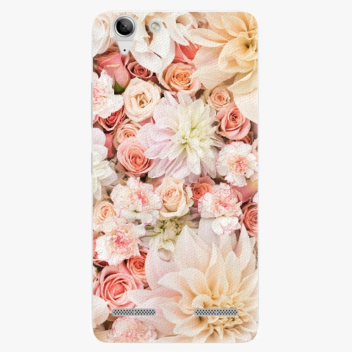 Plastový kryt iSaprio - Flower Pattern 06 - Lenovo Vibe K5