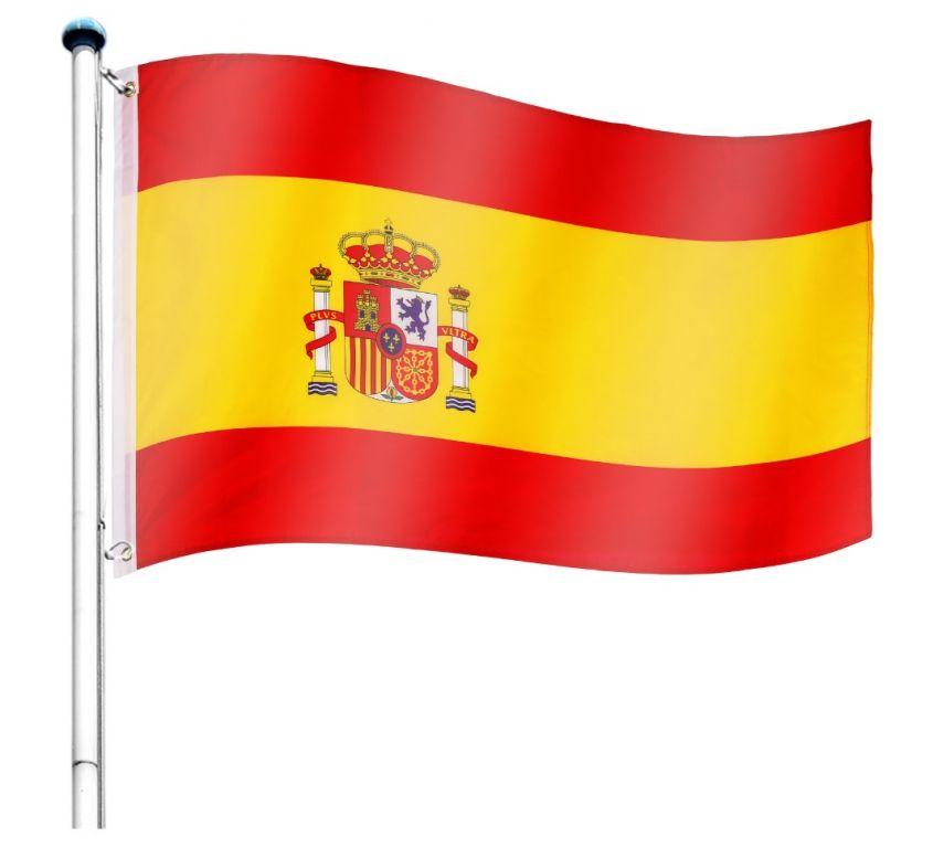 vlajkovy-stozar-vc-vlajky-spanelsko-650-cm