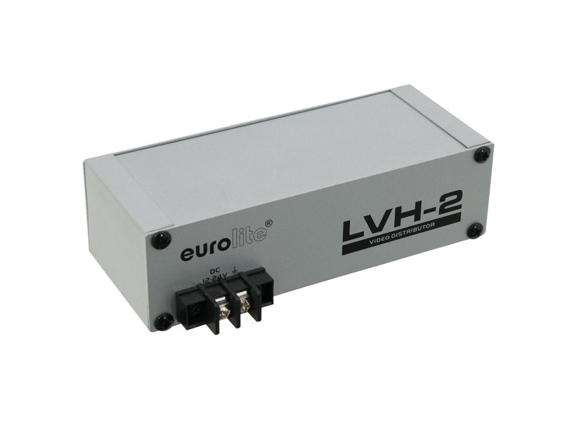 Eurolite LVH-2 video rozbočovač