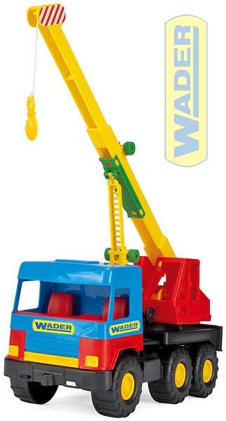 WADER Auto Jeřáb STR 32001 plastový autojeřáb