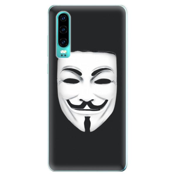 Odolné silikonové pouzdro iSaprio - Vendeta - Huawei P30