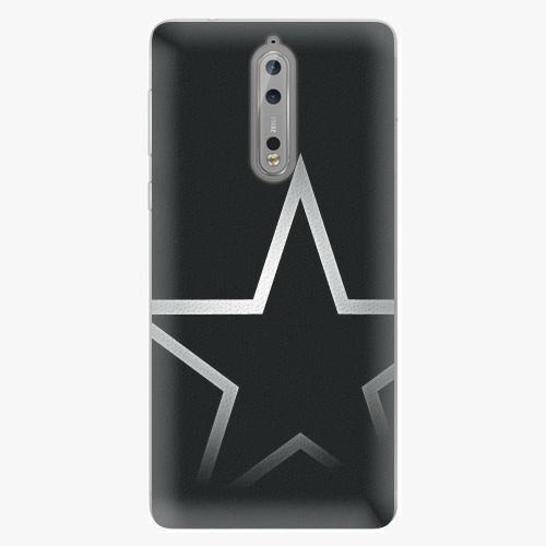 Plastový kryt iSaprio - Star - Nokia 8