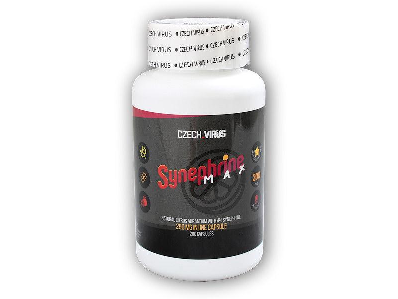 Synephrine Max 200 kapslí