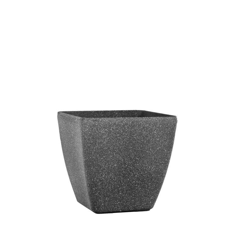 Květináč G21 Industrial Cube 43x41x43