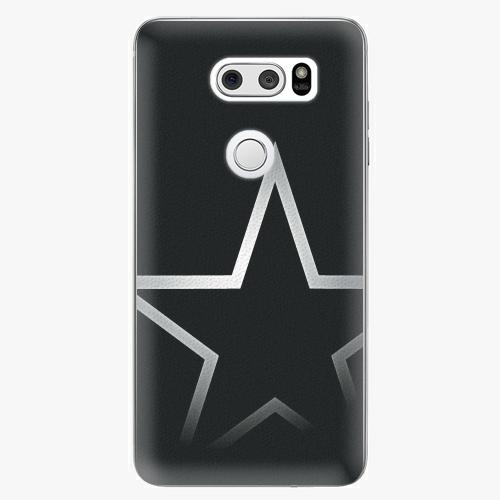 Plastový kryt iSaprio - Star - LG V30