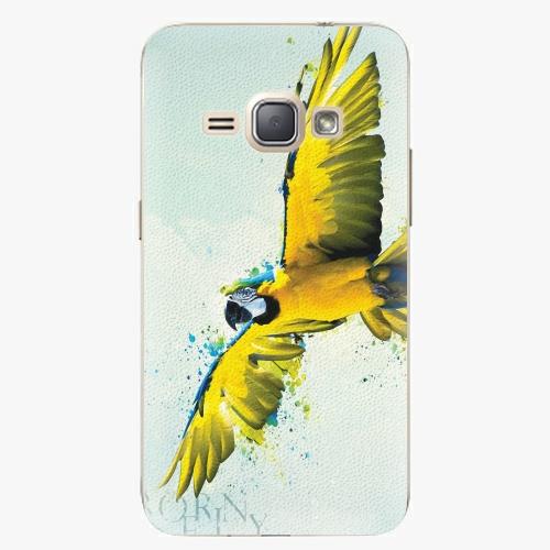 Plastový kryt iSaprio - Born to Fly - Samsung Galaxy J1 2016