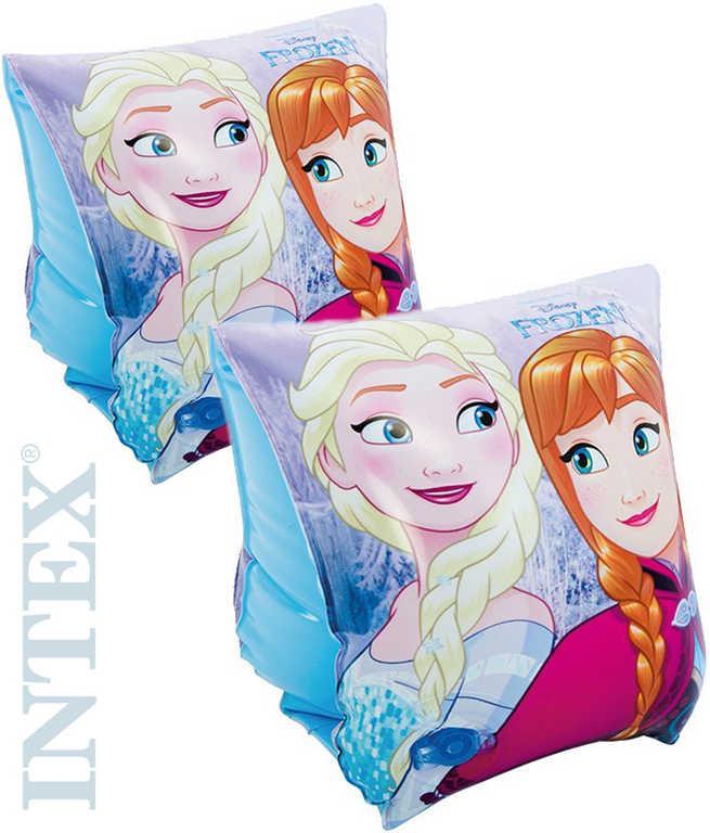 INTEX Dětské nafukovací rukávky 23x15cm Frozen deluxe 1 pár do vody 56640