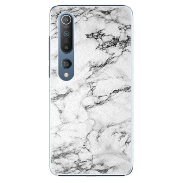 Plastové pouzdro iSaprio - White Marble 01 - Xiaomi Mi 10 / Mi 10 Pro