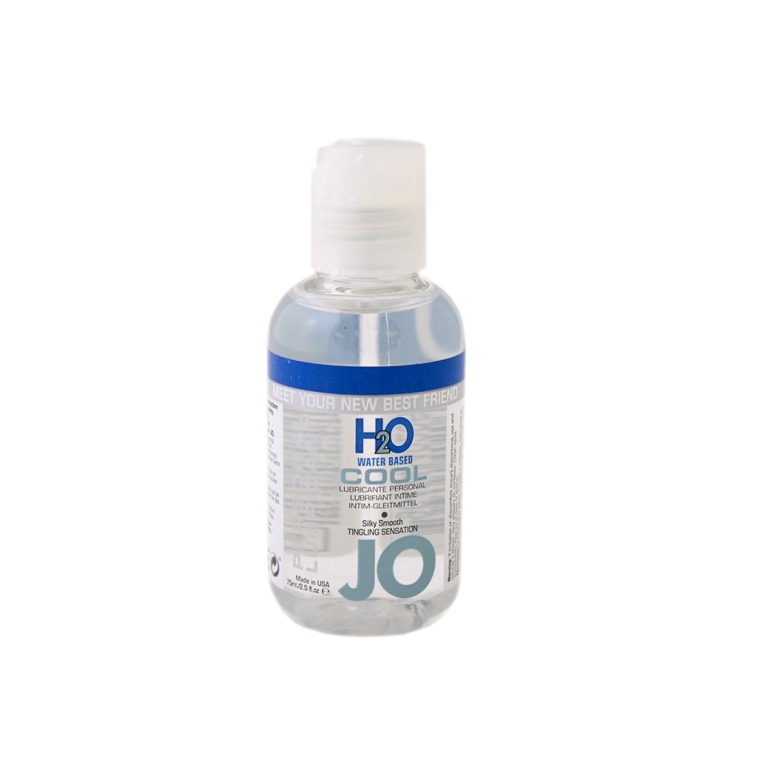 Lubrikační gel JO Anal H2O Cool 75ml