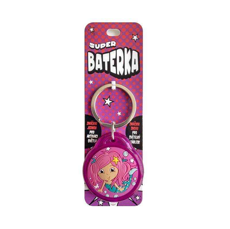 Super baterka - Mořská víla