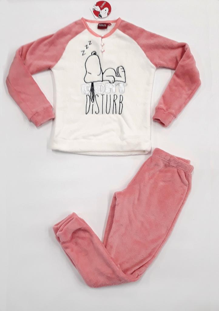 Dětské pyžamo Disney PL22052 10/12 Korálová2