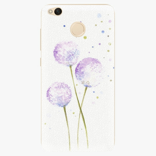 Plastový kryt iSaprio - Dandelion - Xiaomi Redmi 4X