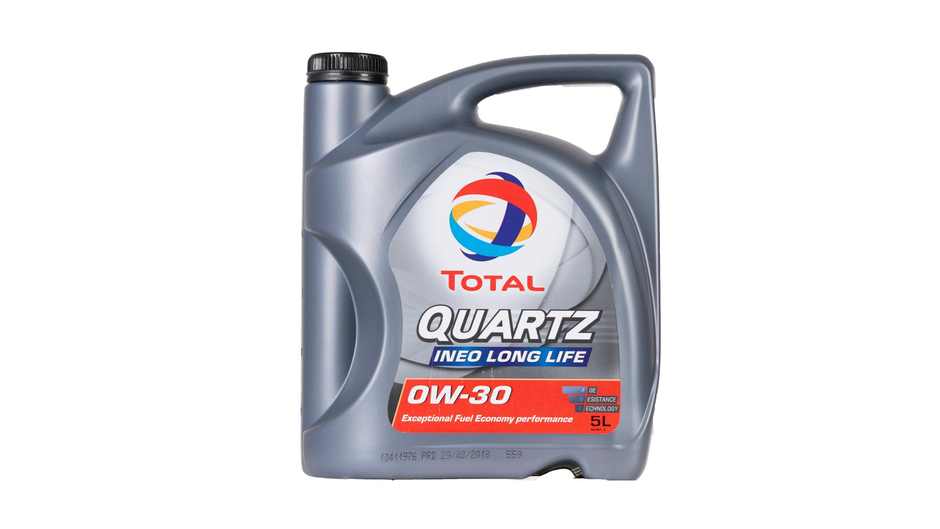 TOTAL 0W-30 INEO LONG LIFE 5L (206717)
