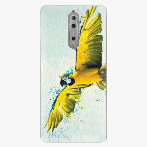 Plastový kryt iSaprio - Born to Fly - Nokia 8