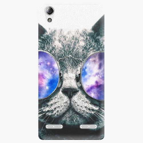 Plastový kryt iSaprio - Galaxy Cat - Lenovo A6000 / K3