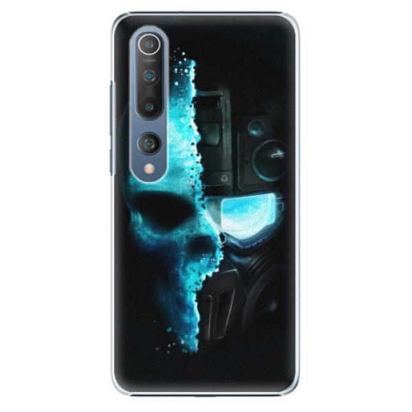 Plastové pouzdro iSaprio - Roboskull - Xiaomi Mi 10 / Mi 10 Pro