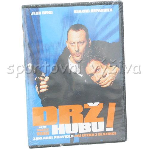 DVD Drž Hubu Zákl.pravidlo při útěku z věznic