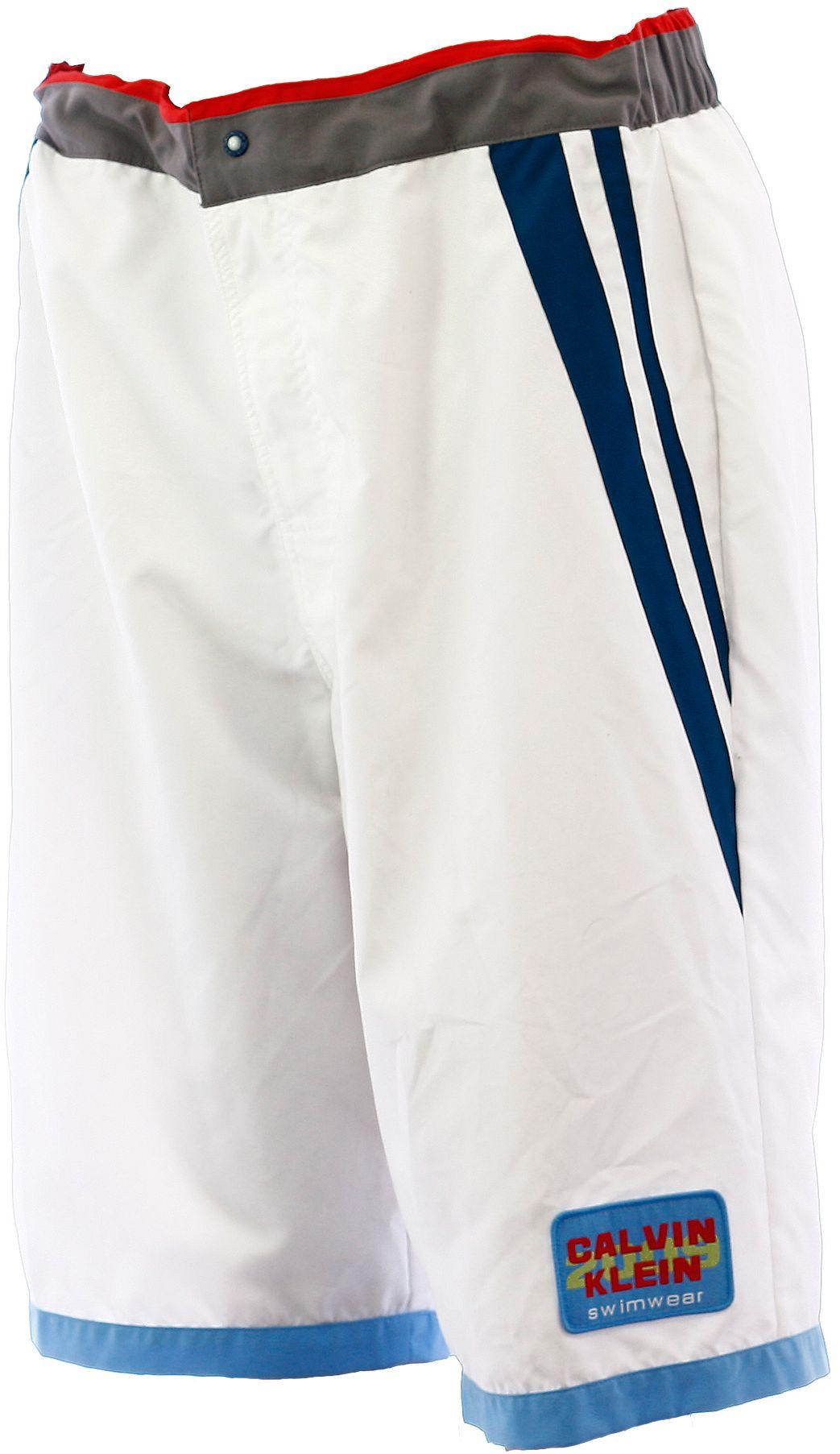 Plavky 59021W9 - Calvin Klein - Bílá/XL