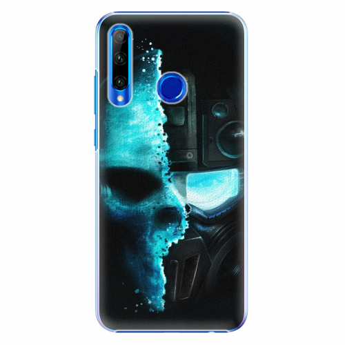 Plastový kryt iSaprio - Roboskull - Huawei Honor 20 Lite