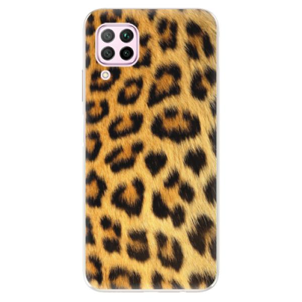 Odolné silikonové pouzdro iSaprio - Jaguar Skin - Huawei P40 Lite