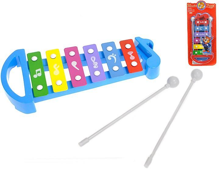 Xylofon 25 cm