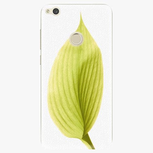 Plastový kryt iSaprio - Green Leaf - Huawei P9 Lite 2017