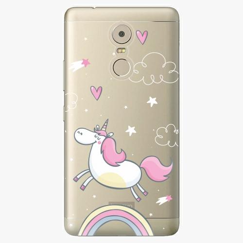 Plastový kryt iSaprio - Unicorn 01 - Lenovo K6 Note